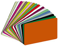 blank plastic cards - Blank Plastic Cards